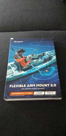 Sprzedam nowy uchwyt do echosondy DEEPER FLEXIBLE ARM MONUT 2.0