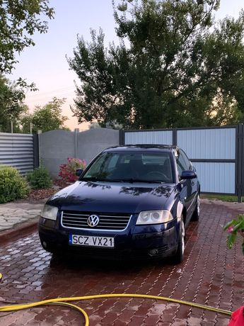 Volkswagen Passat B5+ 2000г. Хорошее состояние!
