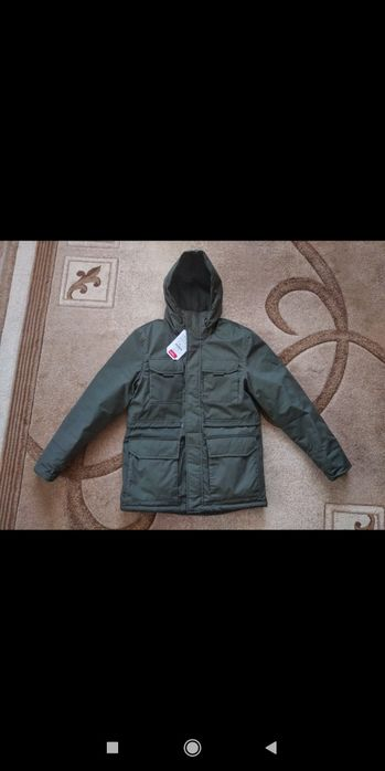 Зимняя Куртка pull bear Винница - изображение 1