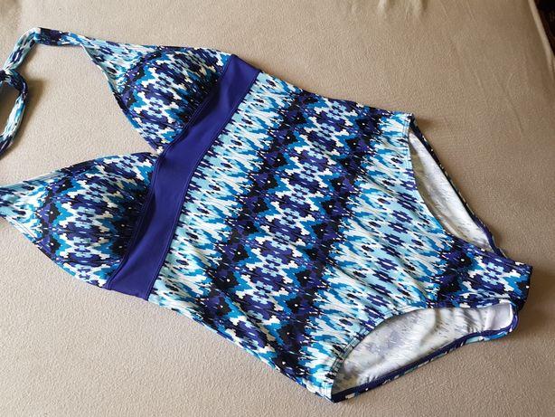 Kostium kąpielowy 40 - 42 M - L- XL strój plażowy jednoczęściowy