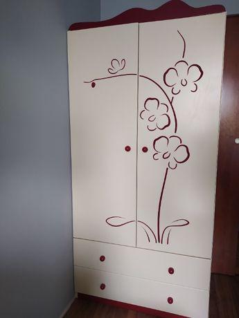 szafa meblik Orchidea Bordo