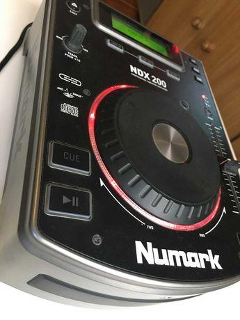 Numark NDX200 - Leitor de CDJ