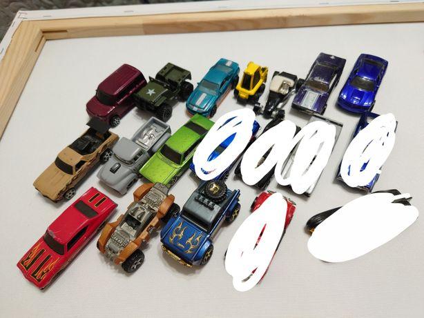 Машинки Hot wheels, Matchbox