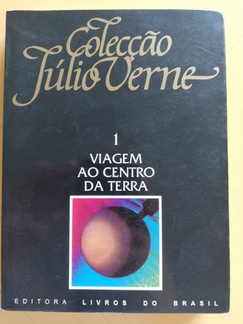 Viagem ao centro da Terra por Júlio Verne