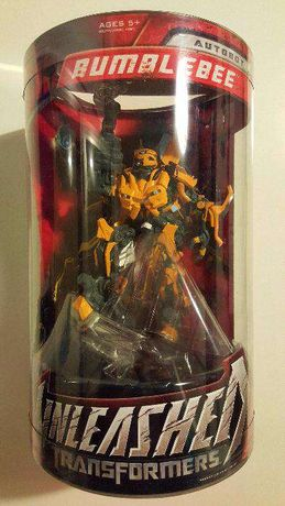 Transformers Unleashed Bumblebee