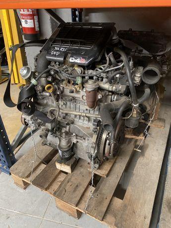 Motor toyota yaris 1.4 d4d