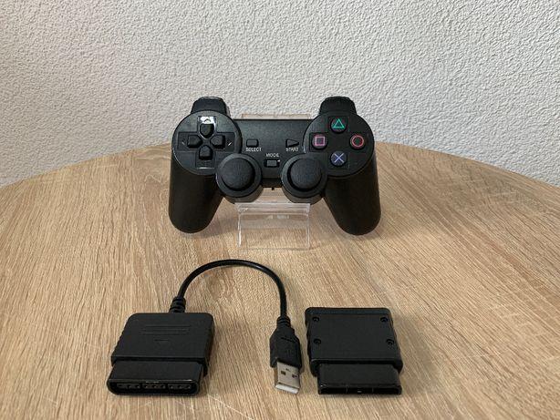 Беспроводной Геймпад для PC/ПК/ПС. Джойстик для Sony PS2/3 DualShock 2