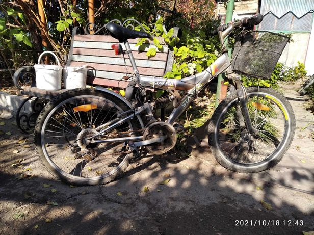 Продам велосипед 5500р