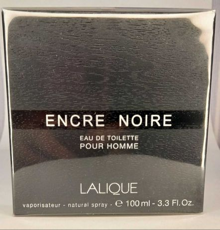 Туалетная вода Lalique Encre Noire Лалик Энкре Нуар 100мл франция