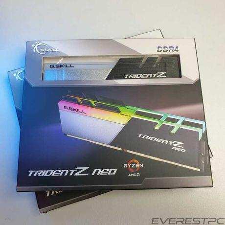 Нова GSkill Trident Z Neo 32GB 3600 CL14 2x16 F4-3600C14D-32GTZN B-Die