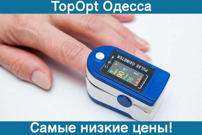 Пульсометр оксиметр на палец сатурация кислорода пульсоксиметр