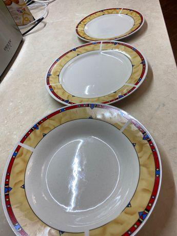 Продам тарелки, набор тарелок