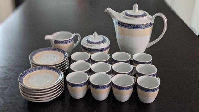 Serviço Café Vista Alegre 15 peças