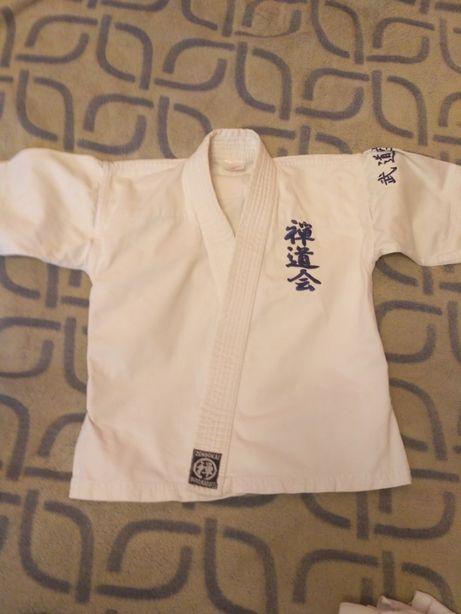 Спортивная форма на КУДО кимоно