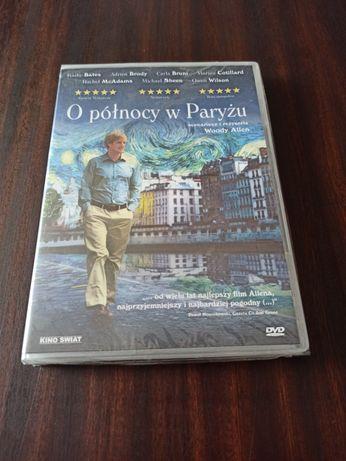 Nowy Folia O północy w Paryżu Polski Lektor Film DVD Kino Woody Allen