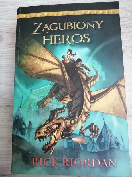 Zagubiony Heros- książka