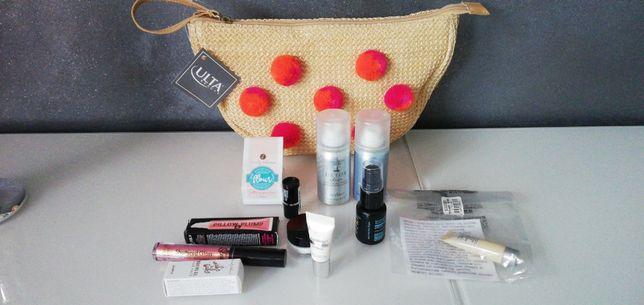 Kosmetyczka nowa z zawartością z Dauglas i Sephora