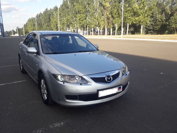 Mazda 6 2.0l АКПП 2007 год