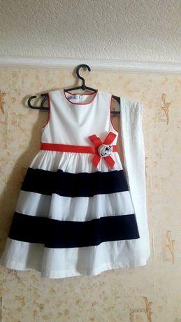 Платье 4-5лет.
