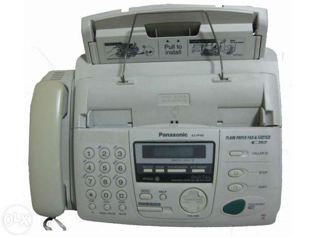 Panasonic KX-FP155 Telefone/Fax