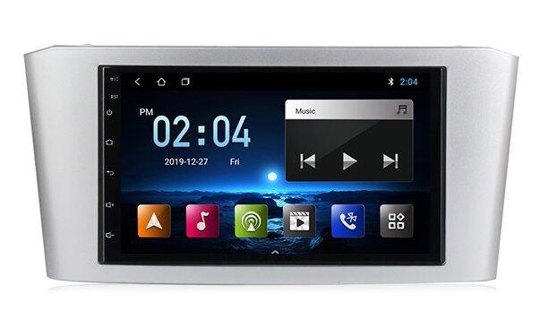 Radio nawigacja Toyota Avensis T25 2002=2006 ANDROID WiFi Bluetooth