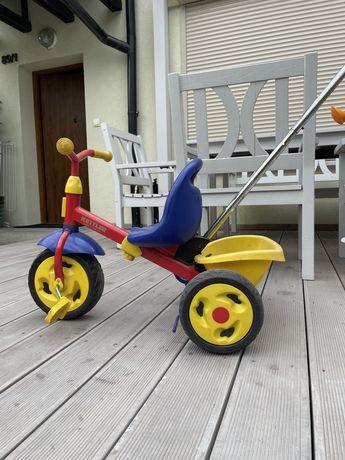 Rower Rowerek trójkołowy kettler lub zamiana na cos z lego