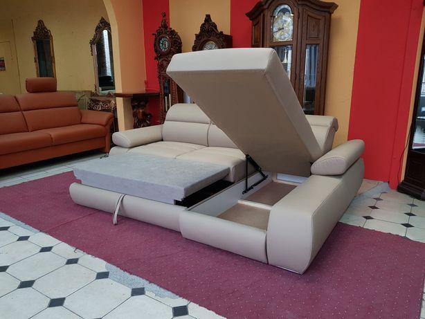 Под заказ! Новый кожаный угловой диван, кожаный диван кожаная мебель