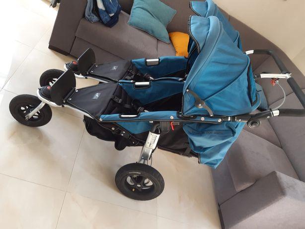 Sprzedam wózek tfk twinner twist Duo dla bliźniaków