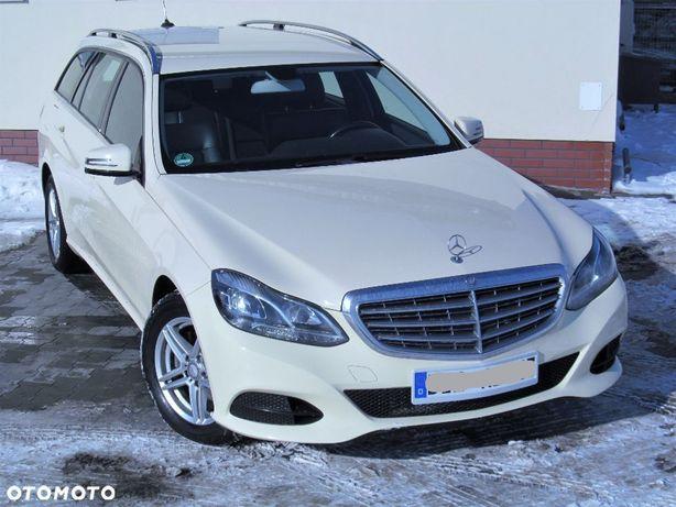 Mercedes-Benz Klasa E 2.2d automat z Niemiec stab BDB bezwypadkowy i sprawny 7 biegów