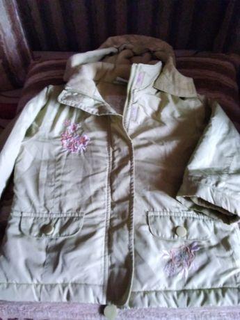 Курточка для самых маленьких