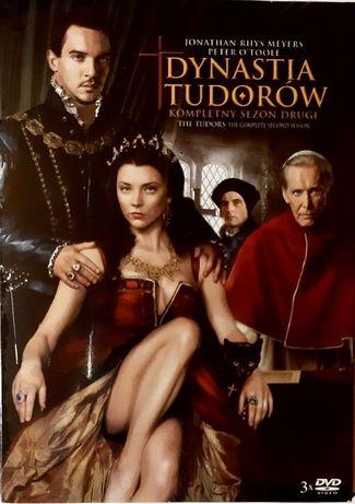 Dynastia Tudorów Sezon 2 (3 DVD) (Folia)