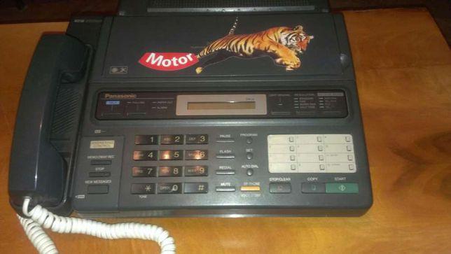 Продам факс- копир panasonic