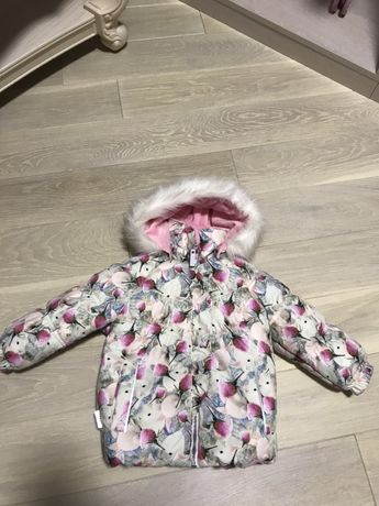 Новая курточка Lenne 86см рост