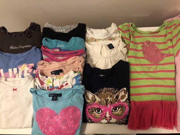 Ubranka dla dziewczynki 104