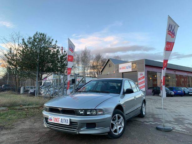 Mitsubishi Galant 2.0l benzyna + LPG // klimatyzacja // zamiana ?