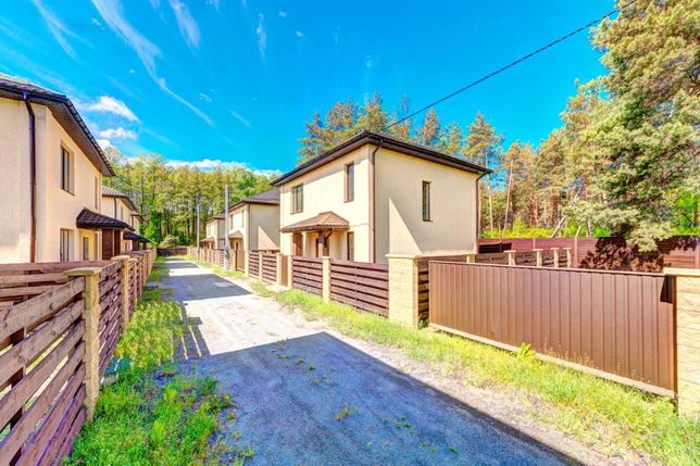 Продажа дом с.Белогородка от 130м,кирпичный ,под чистовую отде