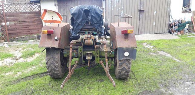 Traktor SAM sprawny