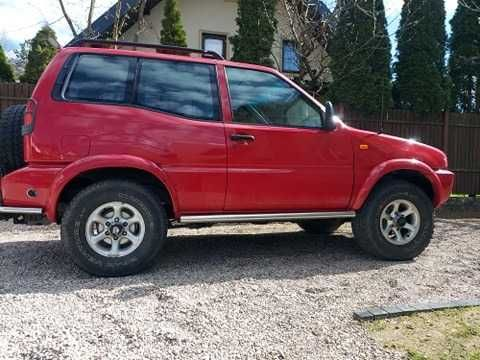 Ford Maverick 2,4 ben + lpg 1995 r ZDROWA RAMA TERRANO NISSA N 