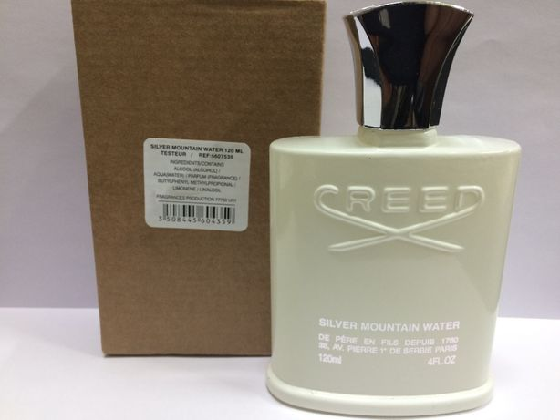 Creed Silver Mountain Water 100мл (унисекс) оригинальный тестер
