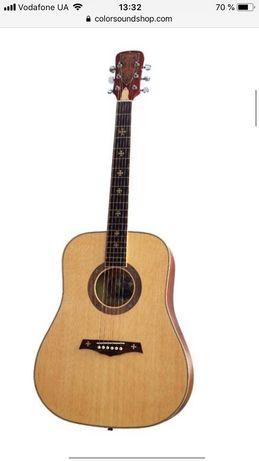 Акустическая гитара Сrusader
