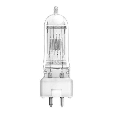 Lâmpada de halogénio Osram 64718 T/27 650 W 230 V GY9.5