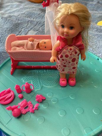 Американская куколка-мама