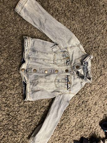Kurtka jeansowa NEXT katana