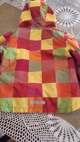 Lupilu. super kurtka wiosna.110/116. idealna.kolorowa