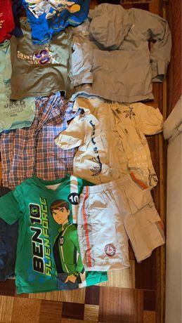 Одяг хлопчик 5-6 років