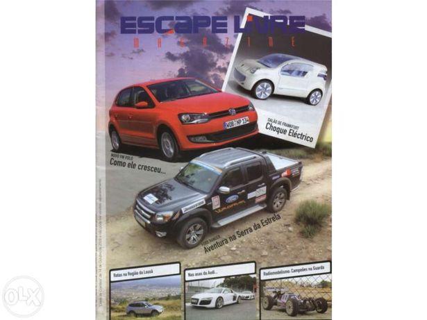 2 Revistas Escape Livre