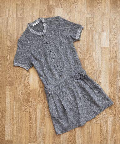 Оригинальное платье поло Lacoste с карманами