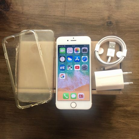 iPhone 6 gold *GRATIS*