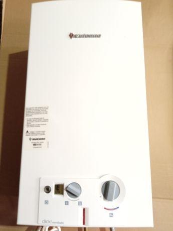 Esquentador inteligente ventilado