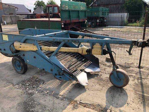 Kopaczka elewatorowa do ziemniaków Agromet Z609